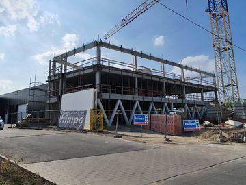 5 KMO-units verhuurd in bedrijvenpark De Schaarbeek