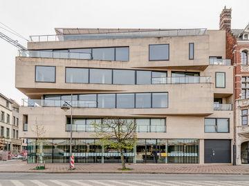 Antwerps HQ voor muzieklabel Smash The House