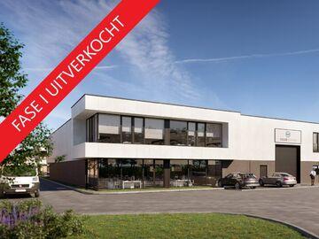Bedrijvenpark Steenoven, Malle – Fase I uitverkocht!