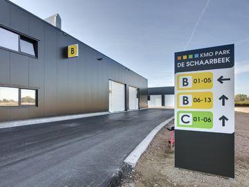 Laatste beschikbaarheden in bedrijvenpark 'De Schaarbeek' in Beveren