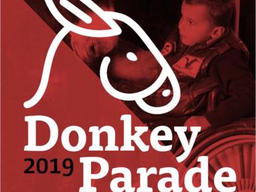 Na het succes van de Hippo Parade steunt EPMC dit jaar de Donkey Parade