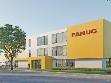 Nieuw Benelux hoofdkantoor voor Fanuc in Mechelen
