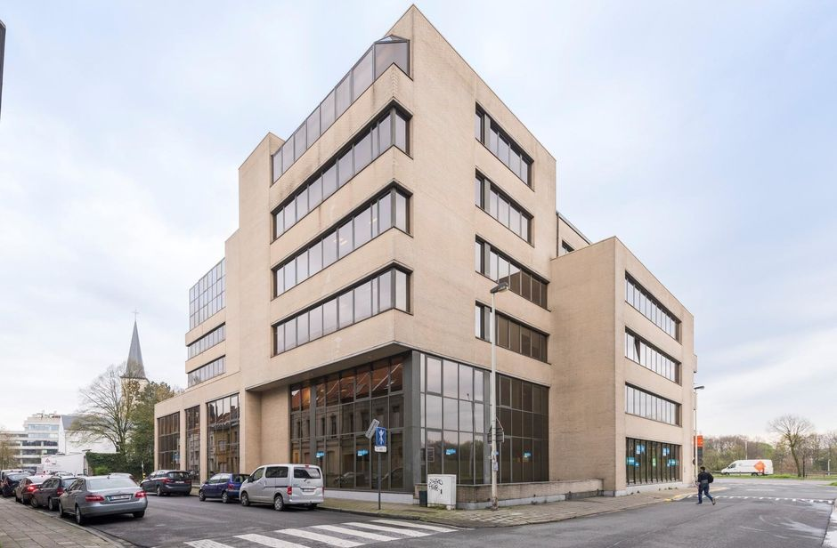 Singel Building in Antwerpen Berchem