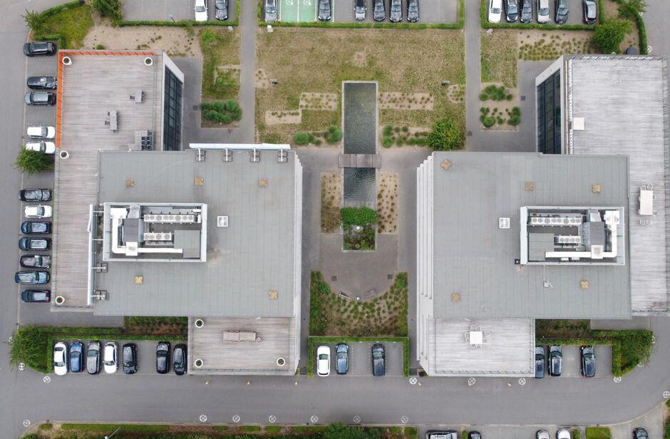 Stephenson Plaza in Mechelen