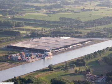 Antwerp East Port Logistic Campus in Grobbendonk