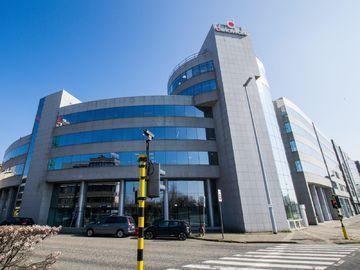 Antwerp Gate 1 in Antwerpen Berchem