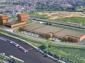 Ghent Gateway Logistics in Gent