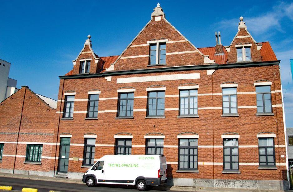 Kantoor te huur in Antwerpen Merksem