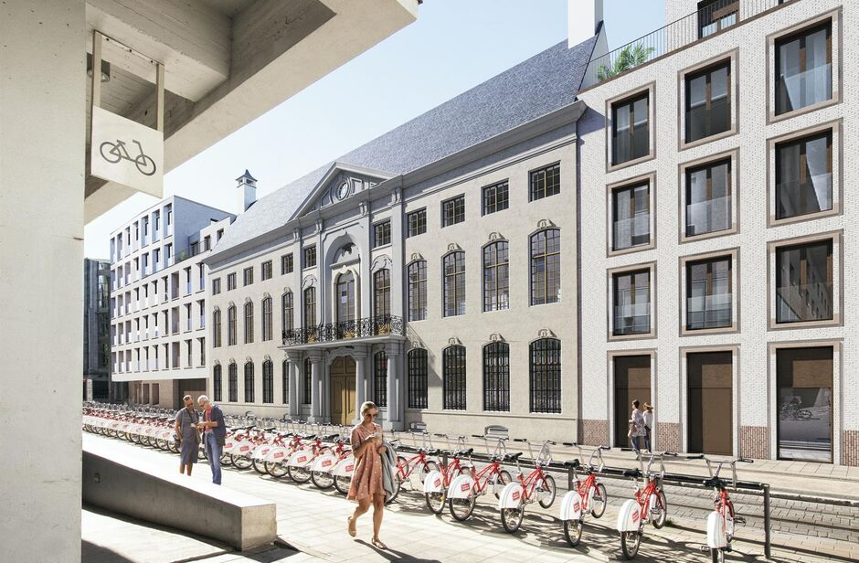 Kantoor te koop in Antwerpen