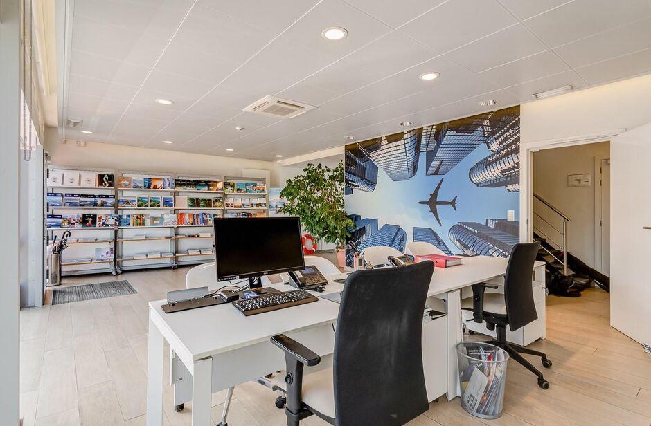 Statige kantoren te Vilvoorde