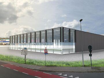 Bedrijfsgebouw te huur in Antwerpen Wilrijk